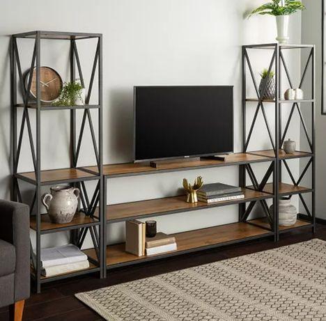 Loft. Стиль Лофт стелажі, столи, полиці, ніжки металеві та інше.
