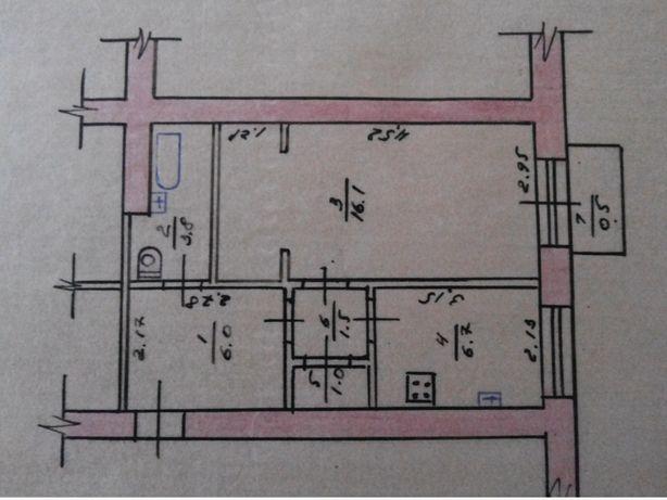 Продам затишну квартиру в смт Ладан. Або обмін на Прилуки з доплатою.