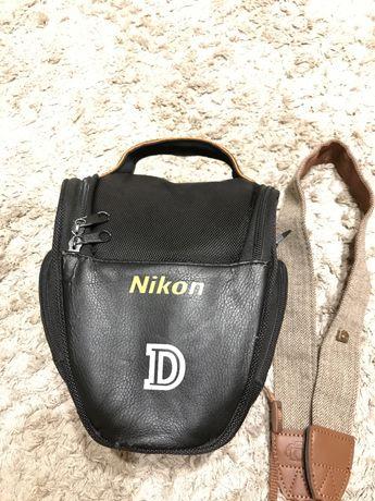 Сумка для фотоаппарата Nikon D