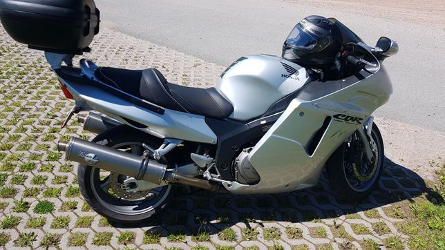 Honda cbr 1100 xx Super BlackBird zamiana na auto