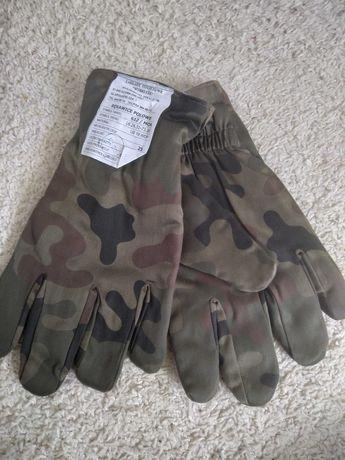 Rękawice wojskowe polowe