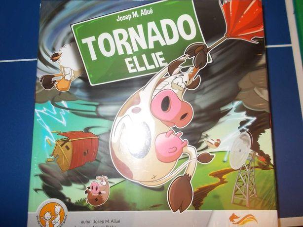 Tornado Ellie gra planszowa nowa - promocja!!!