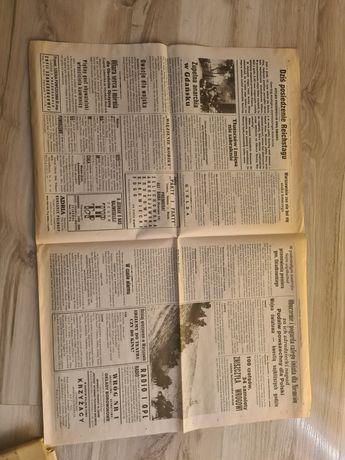 Zamienie stare gazety