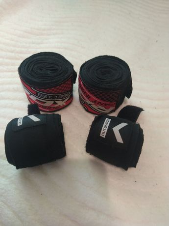 Material MMA/Boxe