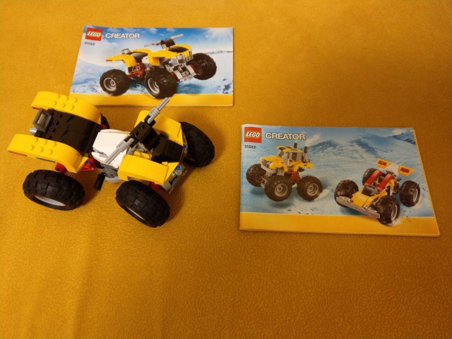 Lego Creator 31022 Quad Oleśnica - image 1