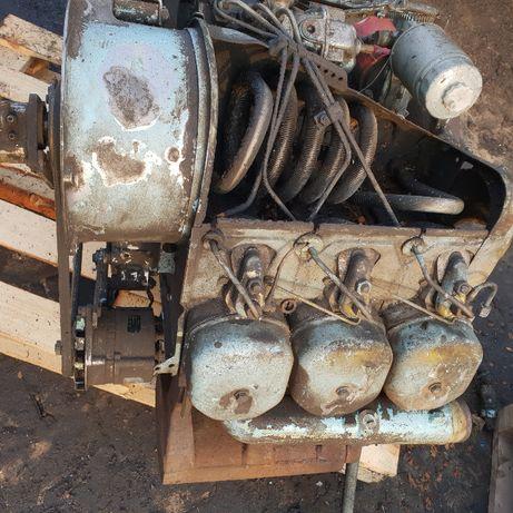 koparko ładowarka kramer 416 silnik deutz f3l 912 kompletny