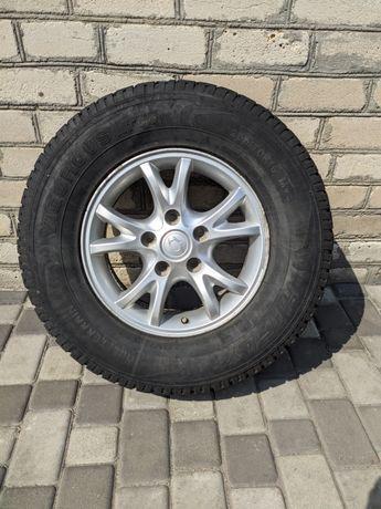 Продам шину 255/70 r16 Hifly A/T 2017 года