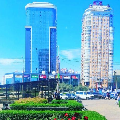 Smart Plaza, 19 этаж с панорамным окном. Минская