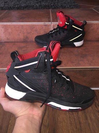 Adidas Derrick Rose buty wysokie koszykarskie idealne 40 25 cm