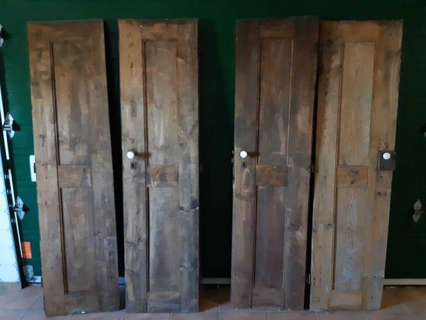 Portadas de Janelas Portas Interiores Antigas Funcionantes
