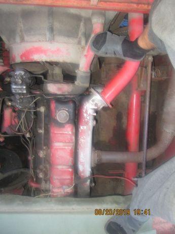 Продам двигун Perkins , комбайна Massey Ferguson 525.