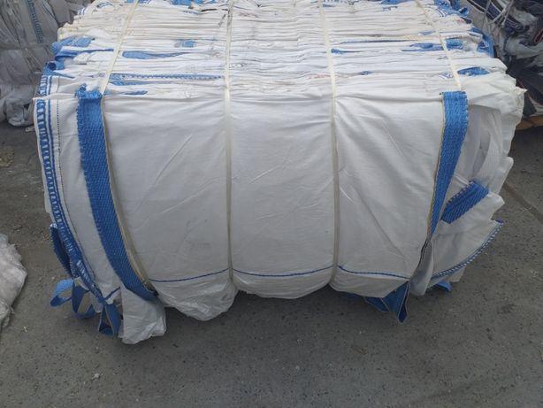 Big Bag Worki prawie jak NOWE 80/110/190 cm 1250 kg