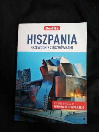 Berlitz hiszpania przewodnik z rozmówkami nowe