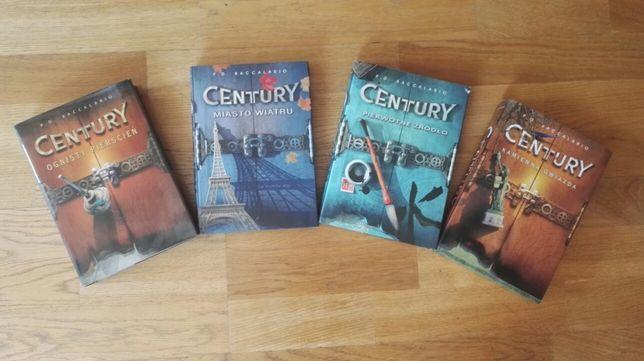 """Książki pt.""""Century"""" wszystkie 4 tomy"""