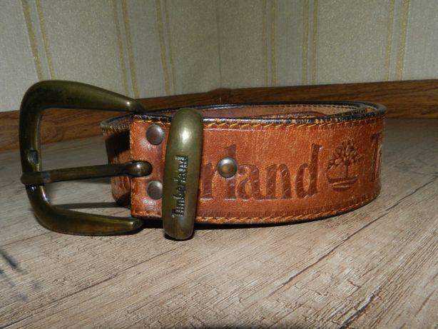 Ремень, пояс кожаный Timberland