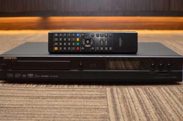 Leitor de DVD / Blu-ray Onkyo DV-BD507