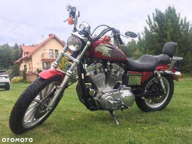 Harley-Davidson Sportster 883 XL Stan Idealny Bezwypatkowy Zamiana...