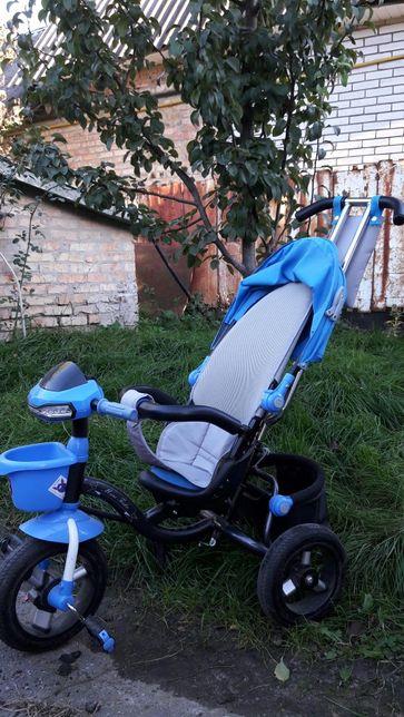 Дитячий велосипед Mars Mini Trike LT960 Blue