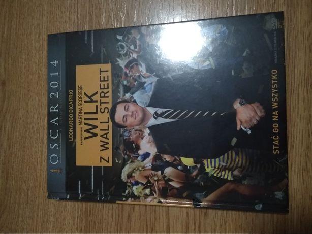 Wilk z Wall Street DVD nowe ofoliowane
