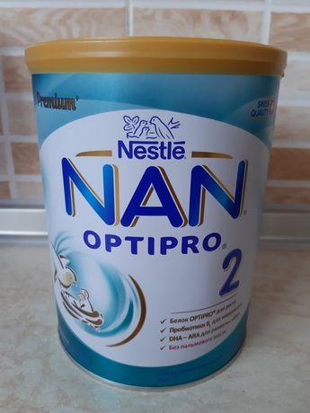 Сухая молочная смесь NAN Optipro 2