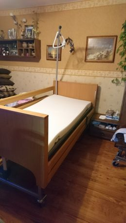 Łóżko rehabilitacyjne ELBUR PB 331L