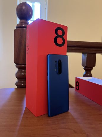 OnePlus 8 pro 256gb - Azul