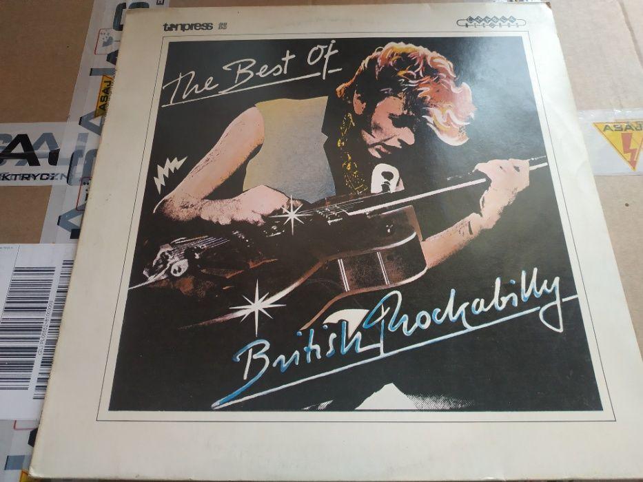 British Rockabilly The best of Tonpress