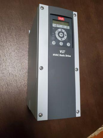 Частотний перетворювач Danfoss VLT® HVAC Basic Drive FC-101 0,75 кВт×2