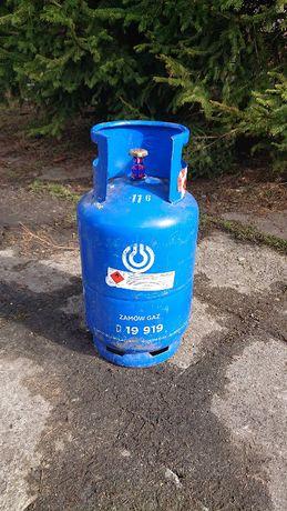 butla gazowa 11kg pusta