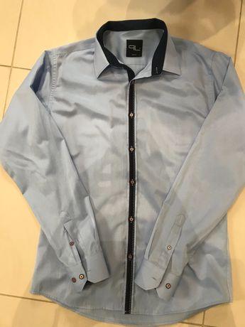 Koszula slim fit L Pako Lorente (założona raz)