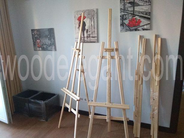 Мольберт ЛИРА 178см рисование живопись подставка под холст декор