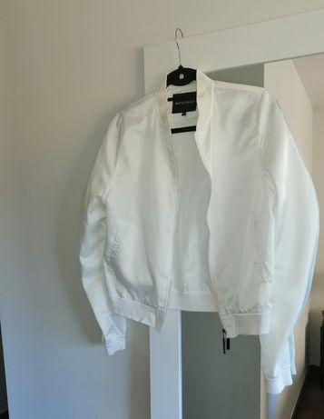 Casaco branco da Rut&Circle