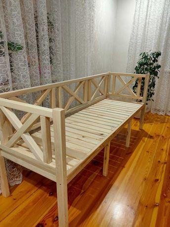 Садовая мебель, скамья