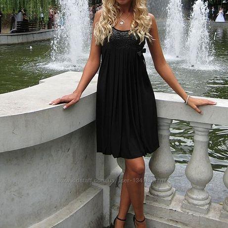 Платье с паетками, на любой праздник, размер с-м