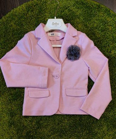 Пиджак H&M для девочки в идеальном состоянии