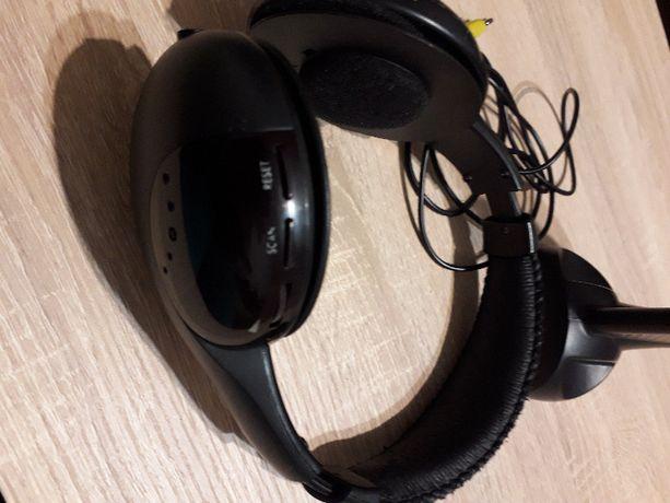 Słuchawki bezprzewodowe Esperanza z radiem