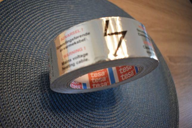 Taśma aluminiowa ,,Devi'' do kabli grzewczych ,specjalistyczna