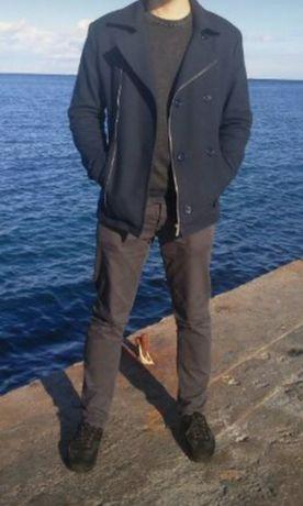 Пальто  мужское демисезоное