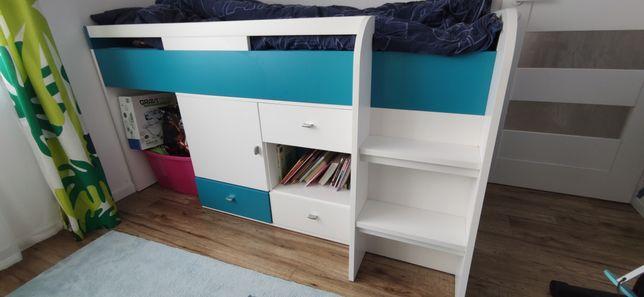 Łóżko z biurkiem Mobi 21