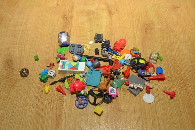 Kinder niespodzianka niespodzianki mix dla kolekcjonera zabawki