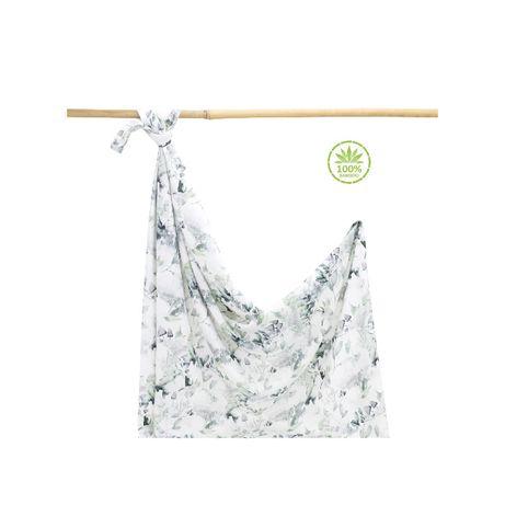 Otulacz bambusowy Sage Green- 100% Bamboo IDEALNY NA LATO