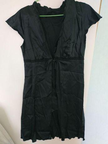 новый женский шелковый халатик Милавица размер 46