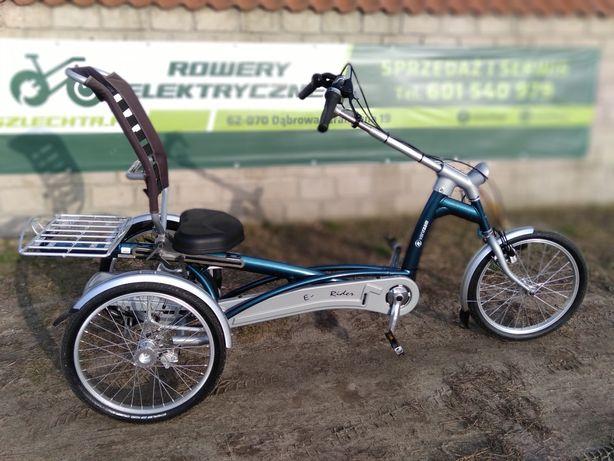 Rower trzy kołowy Vanram