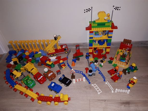 Lego Duplo duży zestaw 4,5kg