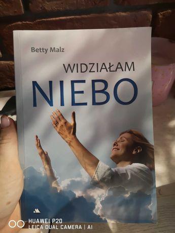 Książka widziałam niebo