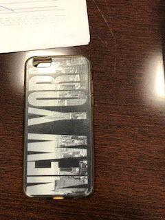capa iphone new york 6/7/8/