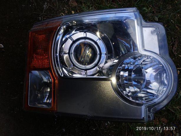 Фара Range Rover