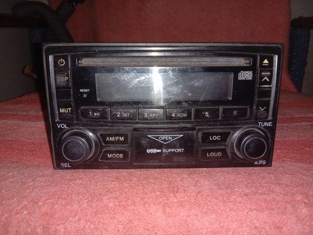 Автомагнитола 2din USB FM SD