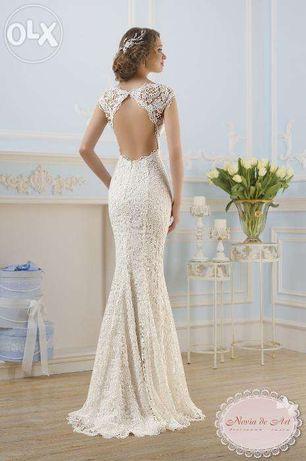 Шикарное свадебное платье NaviBlue Bridal 2015