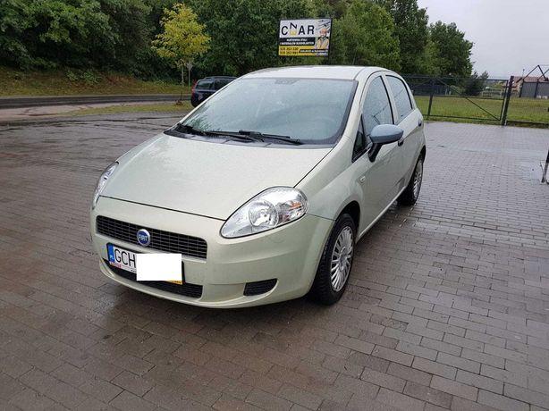 Fiat Grande Punto 1,4 kat/80 KM, 2006r. radio,wspoma,dlugo oplaty